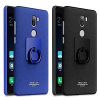Пластиковый чехол Imak с кольцом-подставкой для Xiaomi Mi 5s Plus  (2 цвета)