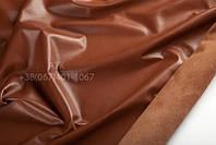 Кожа одежная наппа светло-коричневый
