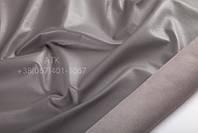 Кожа одежная наппа классический серый 15-0009