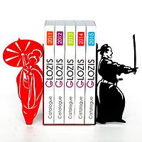 Упоры для книг Glozis Japan G-027