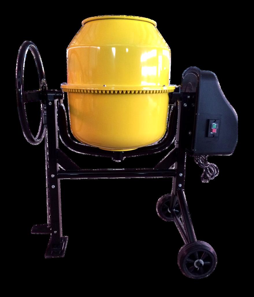 Бетономешалка Сталь БСТ-125