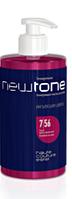 Newtone Тонирующая маска для волос русый красно-фиолетовый 7/56 Newtone Estel Haute Couture