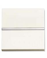 Выключатель 1-клавишный ABB Zenit Белый (N2201 BL)