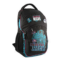 """Рюкзак подростковый """"Kite"""" MH14-815-1K """"Monster High"""""""