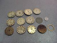Часы наручные циферблат полет лот 12 шт №97