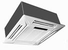 Фанкойл кассетный Idea IKD-300R-SA6