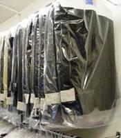 Чехлы для одежды для химчисток, прачечных