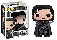 Фигурка Джон Сноу Jon Snow Игра престолов Game of Thrones Funko Pop
