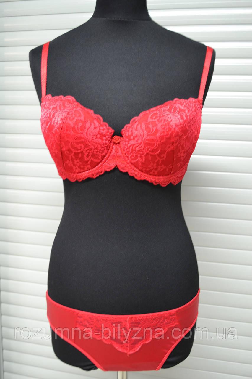 aa6ea9aaf8518 Комплект женского нижнего белья на тонком поролоне: продажа, цена в ...