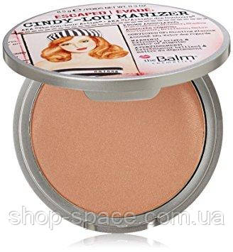 Хайлайтер The Balm Cindy-Lou Manizer (тестер)
