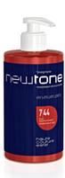 Newtone Тонирующая маска для волос русый медный интенсивный 7/44 Newtone Estel Haute Couture