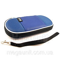 Sbox Чехол-сумка футляр для Sony PSP 3000/2000 Синий