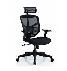 Эргономичное Кресло Comfort Seating Enjoy Budget Black