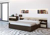 Спальня  комплект Уют 1,ф-ка Горизонт