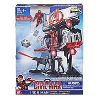 """Игровой набор """"Мстители"""" - Башня с Железным человеком, фото 1"""