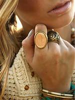 Перстни и крупные кольца
