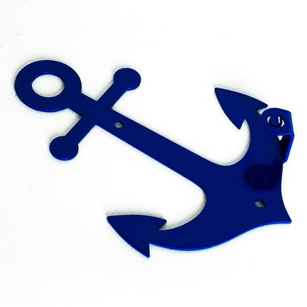 Вешалка настенная Glozis Anchor H-036, фото 2