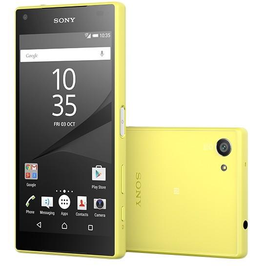 Смартфон Sony Xperia Z5 Compact E5823 (Yellow)