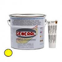 Полиэфирный клей GENERAL VERTICALE transparente 4L (медовый 4.4кг)