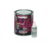 Клей полиэфирный густой KS55 General 1л прозрачно-молочный