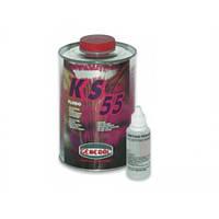 Клей полиэфирный жидкий KS55 General 1л прозрачно-молочный