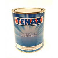 Полиэфирный клей Tenax Solido transparente 1L (медовый 1.1кг)