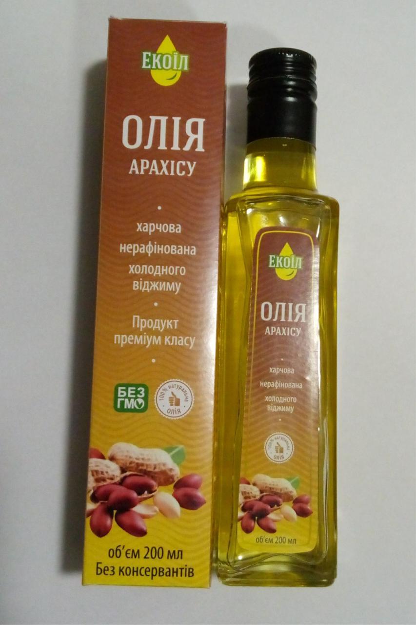 Арахисовое масло, 200 мл
