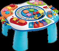 Развивающий столик «Веселый паровозик» Smily Play