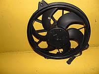 Б/у вентилятор осн. радиатора 6 лопастей 1401312180 Ситроен Джампи Сітроен Джампі Citroen Jumpy HDI с 2007 г.