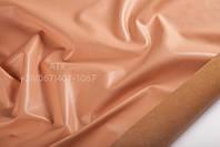 Кожа одежная наппа лососево-розовый 15-0050