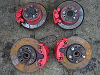 Тормозные диски опель вектра ц
