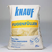 Fugenfuller Шпаклевка гипсовая для швов Фугенфюллер KNAUF (Кнауф) 25кг