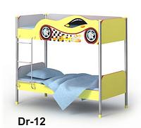Двух ярусная кровать Driver
