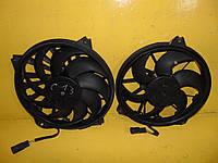 Б/у вентилятор осн. радиатора 6 лопастей 1401312180 Пежо Эксперт Експерт Peugeot Expert HDI с 2007 г.