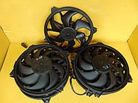 Б/у вентилятор осн. радиатора 1401312280 9 лопастей Фиат Фіат Скудо Fiat Scudo  HDI с 2007 г.