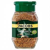 Оригинальный растворимый кофе Jacobs Monarch 190 гр С/Б (6 шт.)