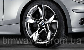 Комплект литых дисков BMW  Star Spoke 311