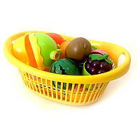Игровой набор Кухня + фрукты