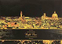 Скретч картина Lago Флоренция (с горизонтальной полосой) (SKR-09) 41х29 см
