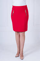 Женская юбка большого размера