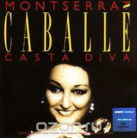 CD- Диск. Montserrat Caballe - Casta Diva
