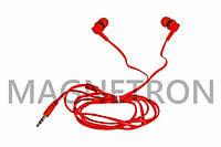 Наушники для мобильных телефонов Samsung SY128-RED