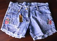 Шорты джинсовые летние подростковые, фото 1
