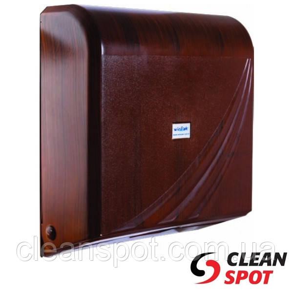 Диспенсер паперових рушників в листах пластиковий дерево WinPak Wood 300