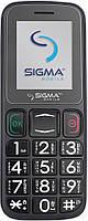 Мобильный телефон Sigma mobile Comfort 50 Mini 3 Grey-Black