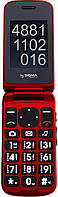 Мобильный телефон Sigma mobile Comfort 50 Shell Dual Black-Red