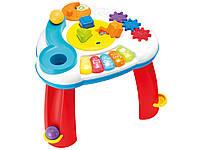 Детский развивающий столик с мячиками  Smily Play