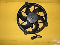 Б/у вентилятор осн. радиатора 6 лопастей 1401312180 Фиат Фіат Скудо Fiat Scudo  HDI с 2007 г. в.