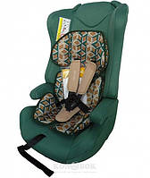 Автокресло Babyhit Log's seat 1/2/3 Dark green
