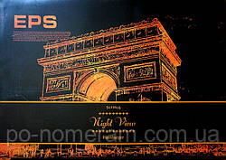 Скретч картина EPS Триумфальная арка (SKR-12) 41х29 см